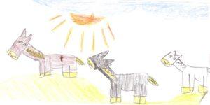 dzieci_konie